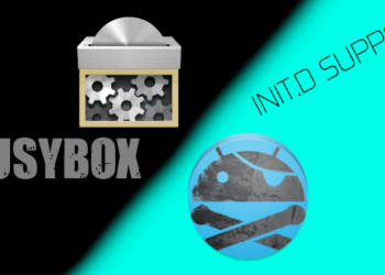 INIT.D Support for Android using BusyBox