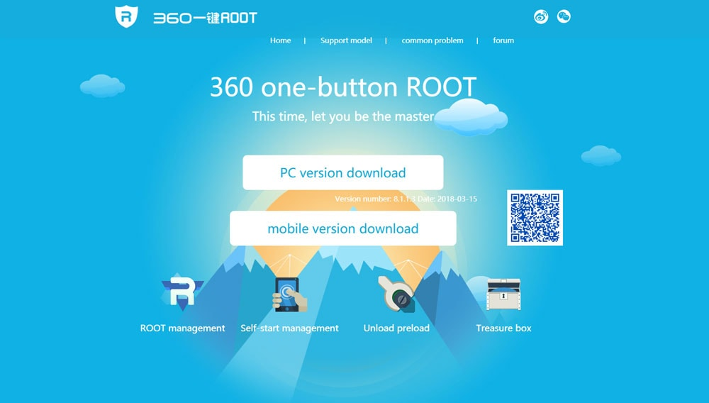 360 Root any Android without PC