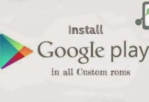 Install Google Playstore in all Android