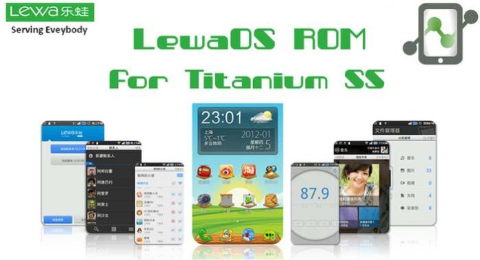 LewaOS custom rom for karbonn titanium s5