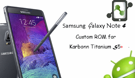 Galaxy Note 4 for Titanium S5+ & Coolpad 7295C