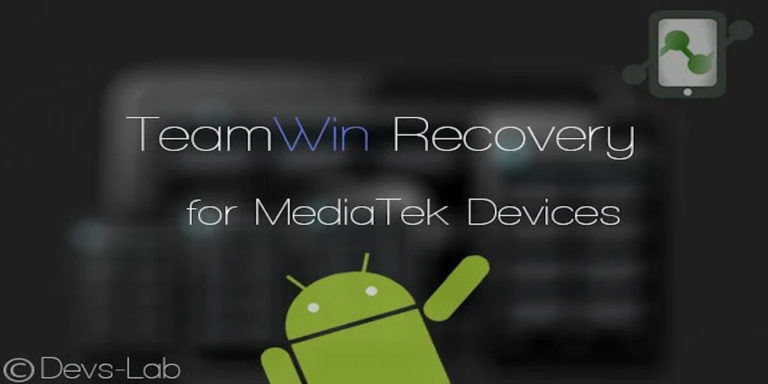 How To Install TWRP on any MediaTek Device