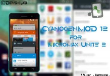 CyanogenMod 12 for Micromax unite 2 (A106)