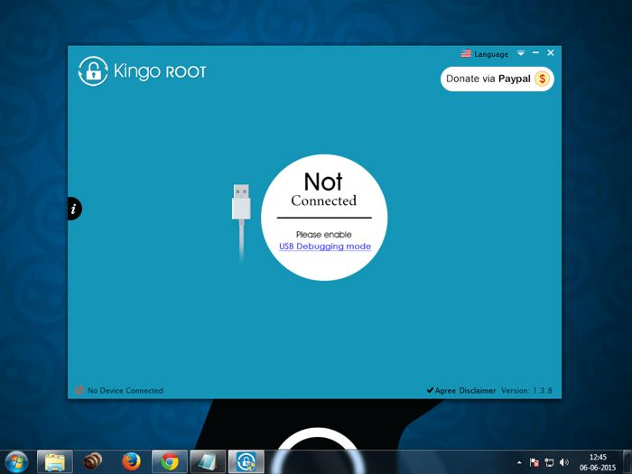 Kingo Root (ROOT Any Android Device)