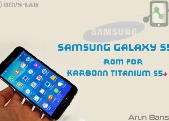 Galaxy S5 ROM for Titanium S5+ & Coolpad 7295C