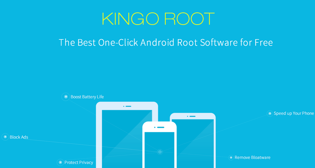 How to Root any Android device using PC ~ 5 Best one-click Root Apps