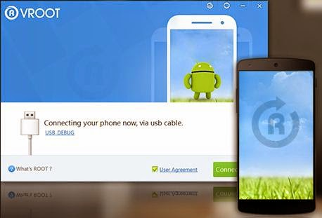 Android VRoot