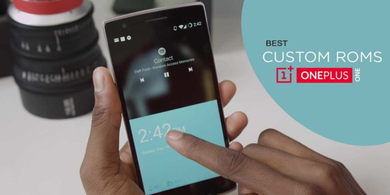 Top 10 best Custom ROMs for One Plus One (Bacon)