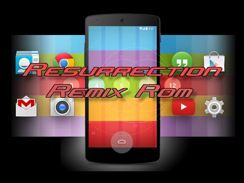 Resurrection Remix for OnePlus One