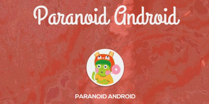 Paranoid ROM for OnePlus One