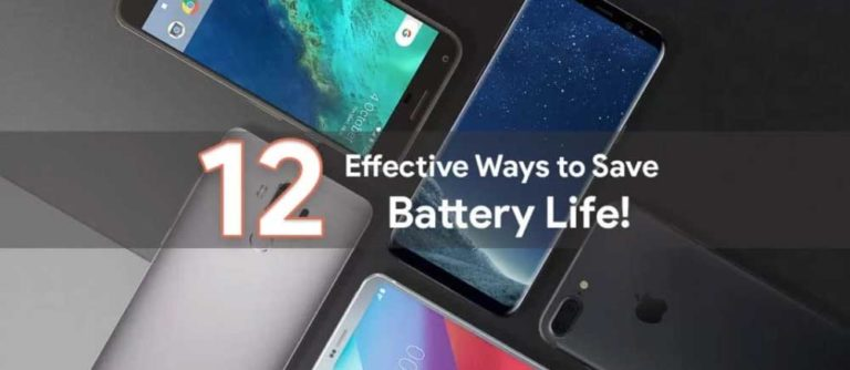 Top 10 Most Effective Ways to Save Battery Life on Android Devices.