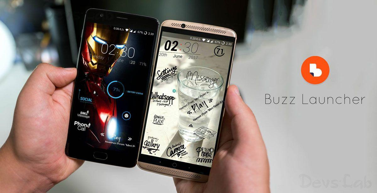 Buzz Launcher for Android