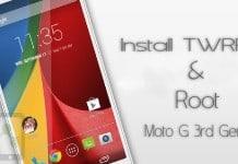 Root Motorola Moto G 3rd Gen