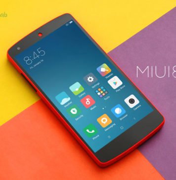 MIUI 8 Custom ROM for Google Nexus 5 hammerhead