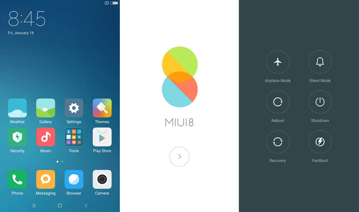 How to Install Official MIUI 8 ROM in Google Nexus 5.
