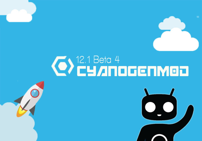 CM 12.1 Beta 4 for Unite 2
