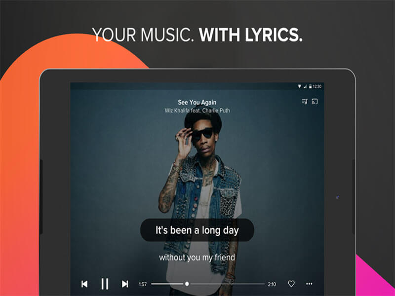 Musixmatch music & lyrics