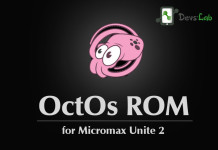 OctOS for MTK6582 Unite2