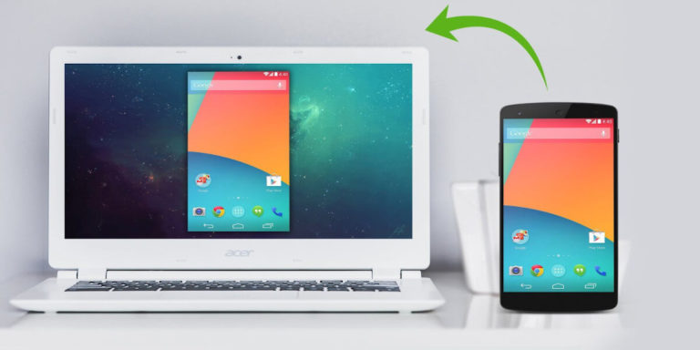 How to Mirror Android to PC Wirelessly