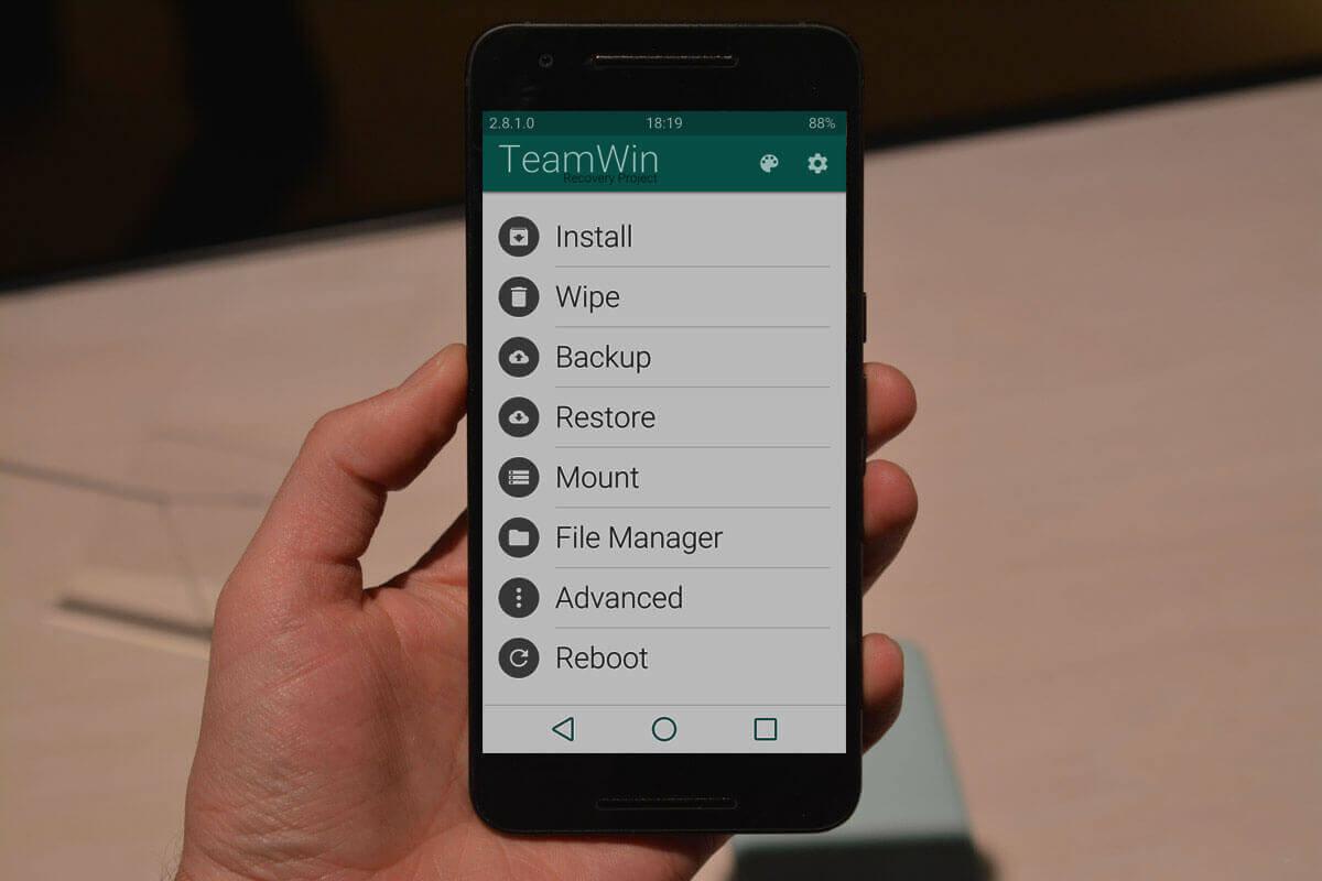 TWRP Recovery & Root Nexus 6P