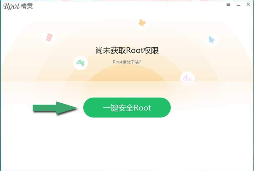 Click on Root button to Start the rooting process in Xioami Redmi Note 3