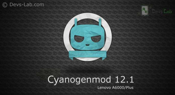 CM12.1 ROM for A6000 Plus
