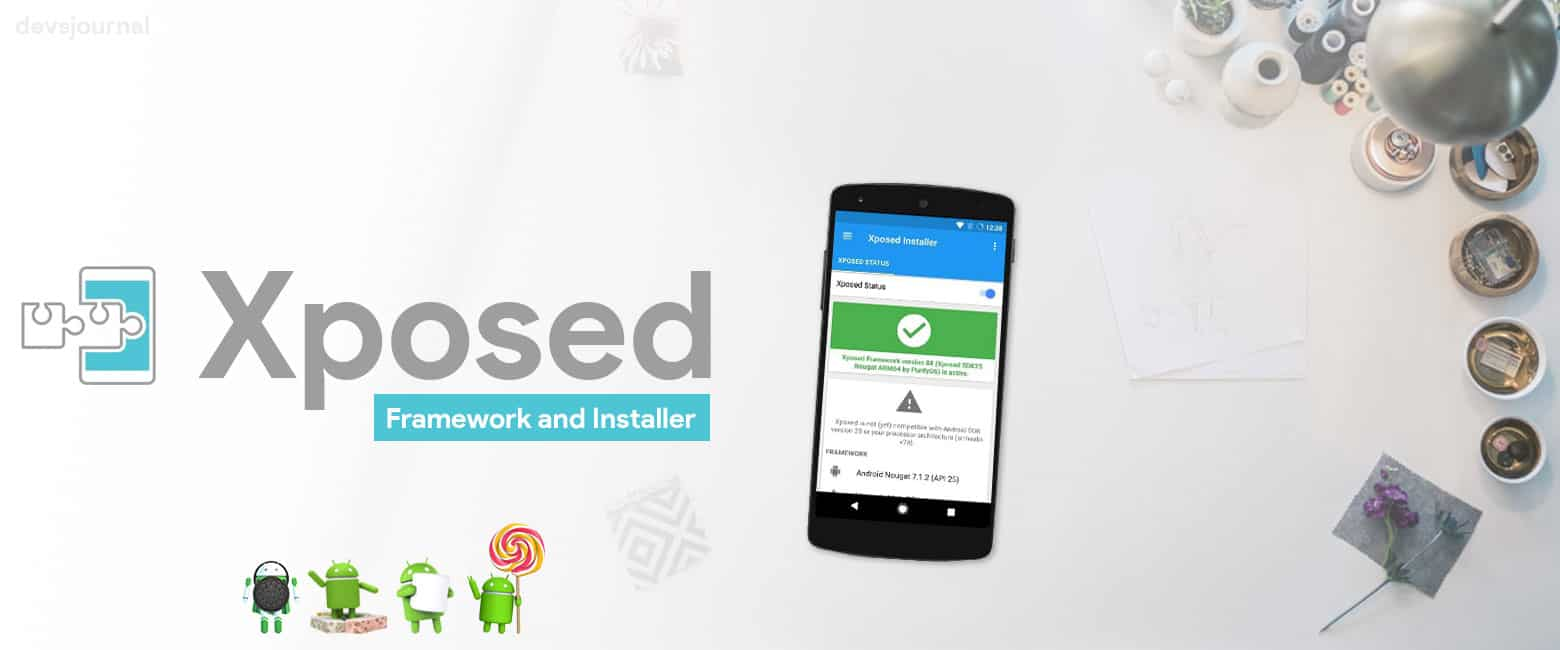 Download Xposed Framework and Installer for Android