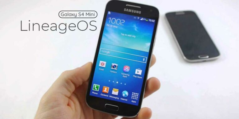 How to Install Lineage OS 18.1 in Galaxy S4 Mini