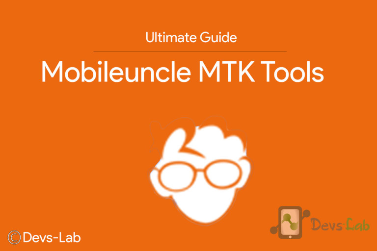 The Ultimate Guide for using Mobileuncle MTK Tools.