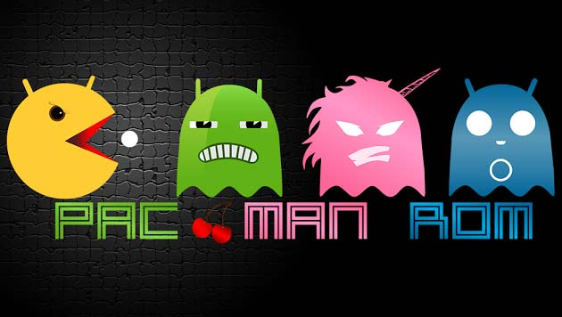 PACMAN ROM for Lenovo A6000/Plus