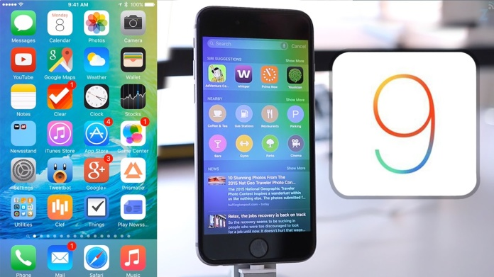 IOS9 Features & Tricks