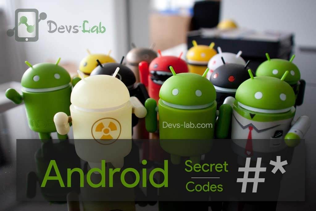 Android Secret codes 2016