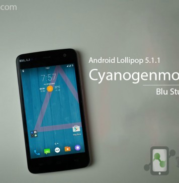 Cyanogenmod 12.1 Lollipop Custom ROM for Blu Studio C mini