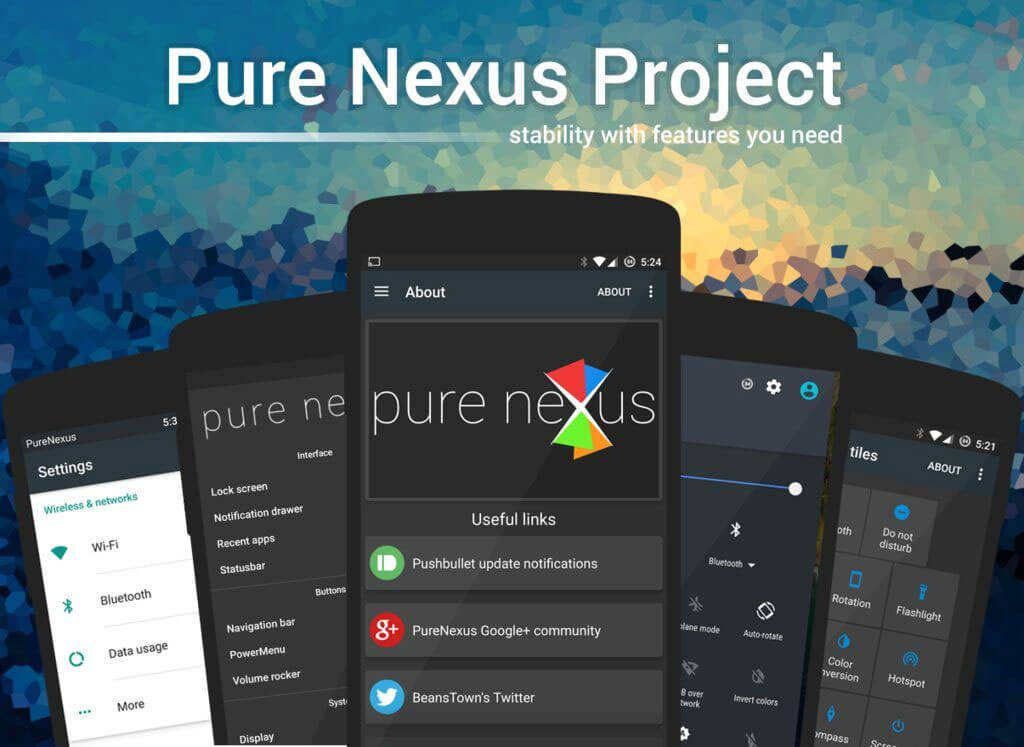 PureNexus ROM for Redmi 2