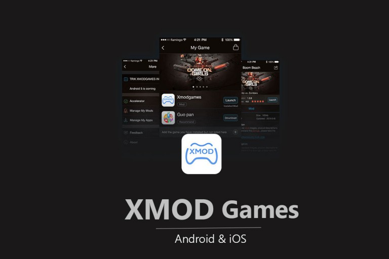 Download XMOD Games APK 2.3.6 for Android & iOS.