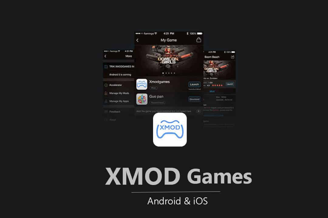 LATEST] Download XMOD Games APK .. for Android iOS.