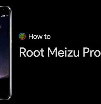 How to Unlock Bootloader, Install Recovery & Root Meizu Pro 5