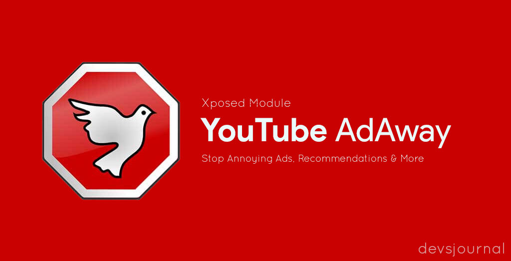 YouTube AdAway Xposed Module APK