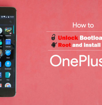 How to unlock Bootloader, root and install TWRP in OnePlus 3