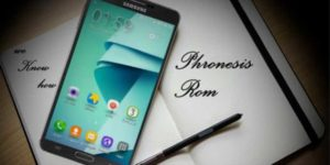 Install HavocOS 3.0 ROM (10.0) in Galaxy Note 3