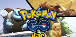 Pokemon GO Joystick location GPS hack