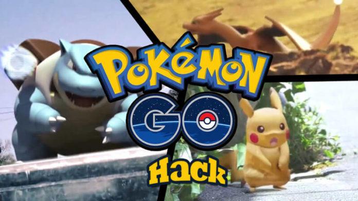 Pokemon go joystick 5 - 8dd0
