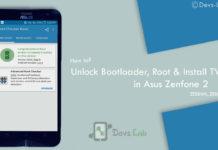 Root Asus Zenfone 2 ZE551ML, ZE550ML