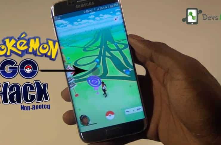 Pokemon GO Hack for Android Joystick Fake GPS APK