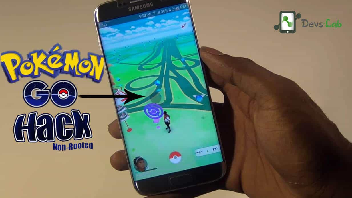 How to play Pokemon GO without moving on Android ▞ 2019