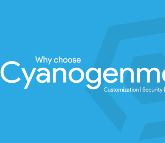 Cyanogenmod features