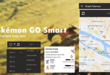 Pokemon GO Smart track Pokemons at any location