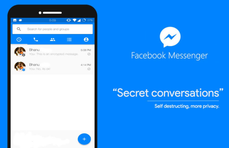 How to send Secret and Self-Destructing messages on Facebook Messenger