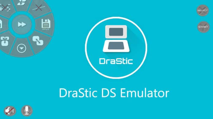 DS DraStic Emulator