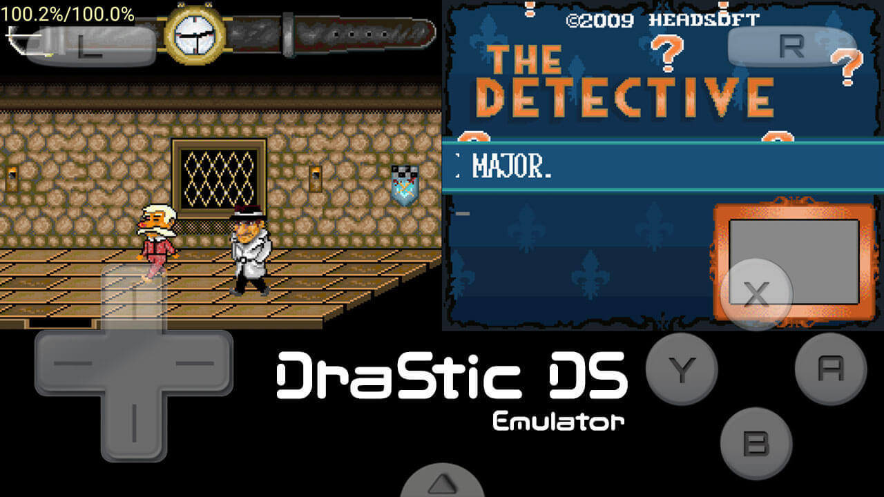 Drastic DS Emulator
